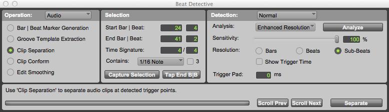 Pro Tools Lesson 6: Quantising MIDI and Audio | SonicEd Scotland